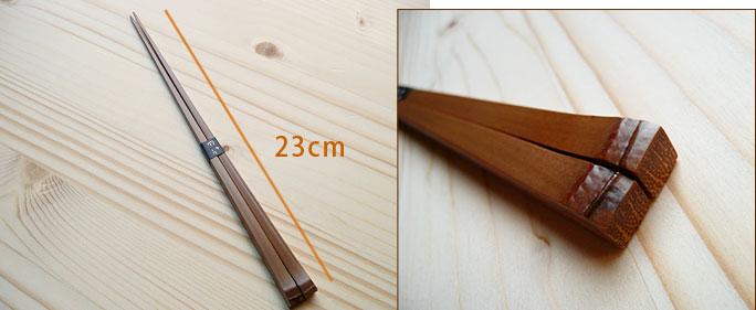 スス竹極細竹箸(節付き):説明3