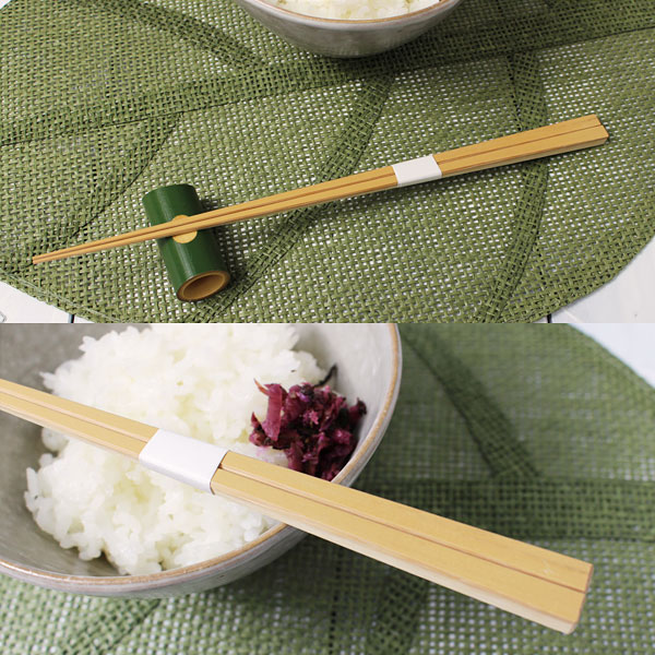 キッチン和雑貨(竹箸)白竹極細箸 :説明3