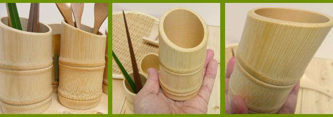 カトラリー入れ 竹