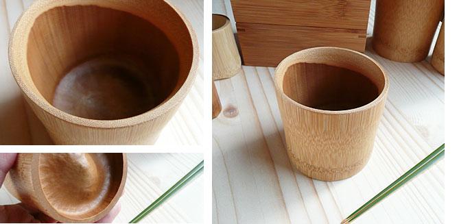 和のキッチン雑貨(竹製コップ)スス竹そばちょこ:説明2