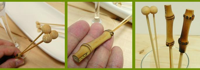竹のマドラー 販売