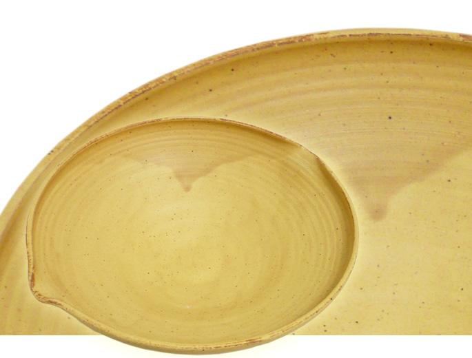 和食器/大鉢 稲穂(口付き)正面