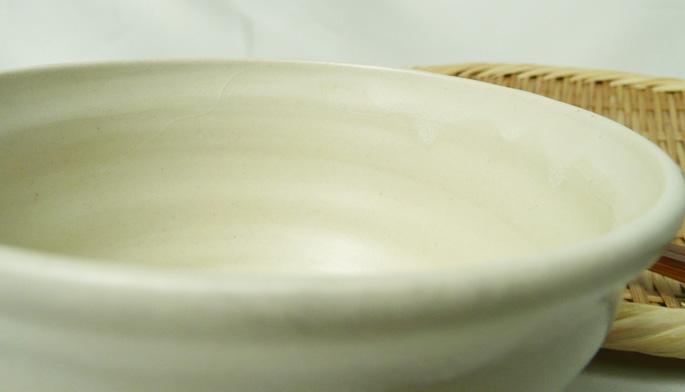 ご飯茶碗「釉だれ鴨川/艶消しマット調」業務用飲食店の和食器通販