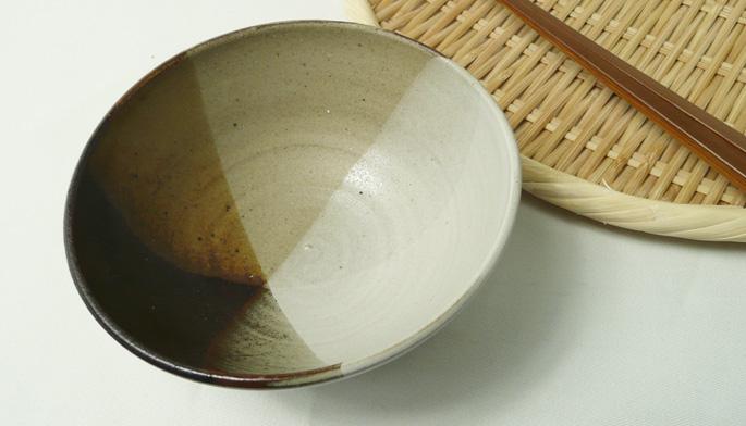 ご飯茶碗「作家物のお茶碗(あさり)」業務用飲食店の和食器通販