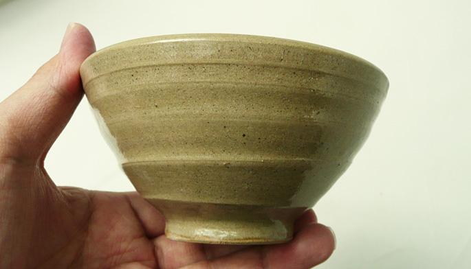 お茶碗(香染/サイズ小の販売です。