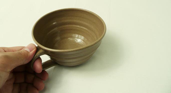 「mokamoka」/手にもったイメージ。