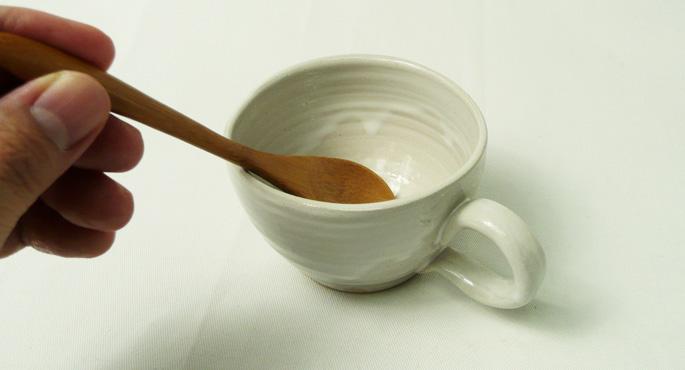 「パフ・ボールドリップ」 カフェのコーヒーカップ/ティーカップとして販売可能です。
